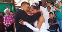 La obligaron a casarse y se desquitó con todos en plena boda