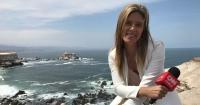 """Así lucía la periodista Mónica Rincón cuando participó en el """"Miss 17″ en 1994"""