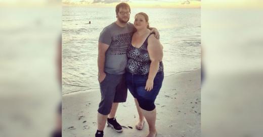 El drástico cambio de una pareja que pesaba casi 350 kilos