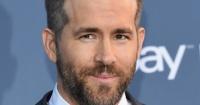 Así de irreconocible lucía Ryan Reynolds antes de la fama