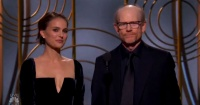 """Natalie Portman dejó a todos callados con """"la mejor frase"""" de los Globos de Oro"""
