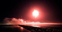 """Una tonelada de explosivo: así fue la """"obscena"""" detonación del fuego artificial más grande del mundo"""
