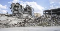 Sacaban minas en un pueblo de Siria y se encontraron con un verdadero tesoro en sus pies