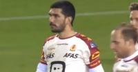 Futbolista se tatúa el rostro de su esposa y el perturbador resultado incomoda a varios