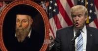 Desastres naturales y una guerra mundial: Las inquietantes profecías de Nostradamus para el 2018