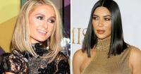 Paris Hilton se transforma en Kim Kardashian y presume su figura con osadas fotos