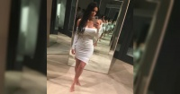 El detalle oculto en las fotos de Kim Kardashian que nadie notó y que la dejó en evidencia