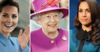 La prenda que la Reina Isabel II le tiene prohibido usar a Kate Middleton y Meghan Markle