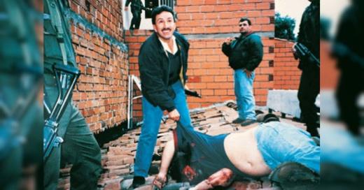 De héroe a ladrón: arrestan al coronel que le dio el tiro de gracia a Pablo Escobar