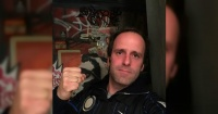 Stefan Kramer revela por qué incluyó el show de Bombo Fica en su rutina