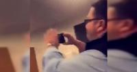 Profesor grabó violenta pelea entre dos alumnos y tuvo que asumir las consecuencias