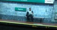 La manosearon en la calle y 5 minutos después fue violentada nuevamente por un exhibicionista en el metro