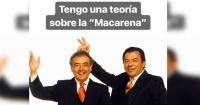 """La loca teoría sobre la Macarena que involucraría a los dos cantantes de """"Los del Río"""" en algo no muy santo"""