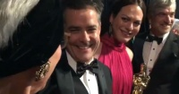 ¡Sí, CTM!: la graciosa salida de madres de Daniela Vega en el backstage de los Oscar