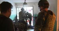 """Policía arrestó a """"Bang Bang Zamorano"""" y su banda por tráfico de droga en Argentina"""