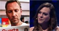 El cara a cara entre Daniela Vega y Martín Cárcamo por la desatinada rutina de Yerko Puchento