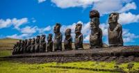 Los moáis de la Isla de Pascua podrían desaparecer y hay preocupación en los científicos