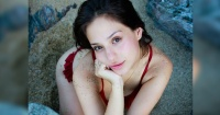 La guapa actriz Rocío Toscano compartió una foto de hace 18 años y así se veía