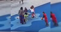 La agresión racista a un niño en un parque que indigna a las redes sociales
