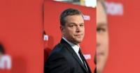 El vergonzoso accidente que sufrió Matt Damon y que lo obligó a cambiarse de camiseta