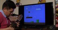 Toca la canción de Mario Bros con charango y se vuelve viral por su innegable talento