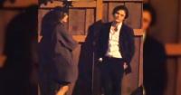 """El video que muestra la intensa discusión entre """"Nancy"""" y """"Jonathan"""" de Stranger Things"""