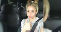 """Shakira posa """"al natural"""" y sorprende a todos al mostrar su rostro sin maquillaje"""