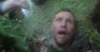 """Delincuente quiso escapar de la policía y terminó """"devorado"""" por un pantano"""