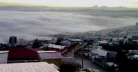"""La sorprendente foto de la nube gigante que se """"devoró"""" a Valparaíso"""