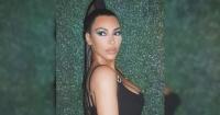 Kim Kardashian desafió a Instagram con desnudos frontales y primeros planos íntimos