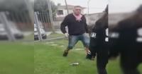 Hombre irrumpió en la casa de su expareja y amenazó con quemarla a ella y a sus hijas
