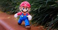 El inquietante aspecto de Super Mario Bros sin bigotes ni cejas