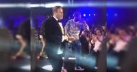 No puede evitarlo: el baile de John Travolta con 50 Cent en Cannes que desató las burlas de los usuarios