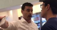 """""""Yo pago para que puedan estar aquí"""": el video racista que indigna a Estados Unidos"""