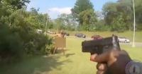 Policía mató a tiros a un hombre afroamericano desnudo que intentó atacarlo