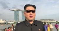 """El falso Kim Jong-un que confunde a los turistas y que espera """"reunirse"""" con Donald Trump"""