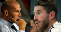 El día que Sergio Ramos vaticinó la salida de Zinedine Zidane