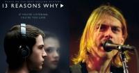 Actor de '13 Reasons Why' y viuda de Kurt Cobain acusados de intento de homicidio