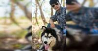 Mujer sorprendió a un hombre desnudo con su perro, lo denunció y descubrió que era el amante de su esposo