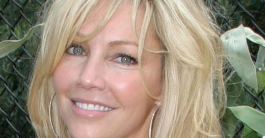 Actriz Heather Locklear en evaluación psiquiátrica tras amenazar con suicidarse