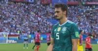 Así reaccionaron los jugadores de Alemania tras la eliminación en primera fase del Mundial de Rusia