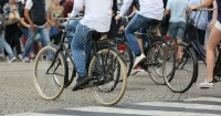 No más automóviles: Holanda le pagará a los ciudadanos por ir en bicicleta al trabajo