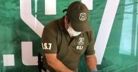 """Carabineros decomisa 12 kilos de """"longanizas"""" de marihuana en Iquique"""