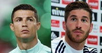 El particular apodo con el que Sergio Ramos despidió a Cristiano Ronaldo