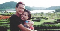 """""""Quiero detener el tiempo"""": los desgarradores mensajes de la viuda del buzo que murió en el rescate en Tailandia"""