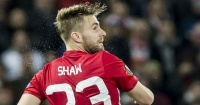 """El increíble cambio físico de Luke Shaw, el """"gordo"""" del Manchester United"""