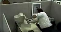 """""""Un mal día en la oficina"""": la verdadera historia detrás de uno de los primeros virales de Internet"""
