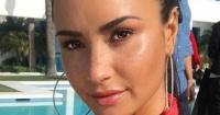 """Revelan cómo """"revivieron"""" a Demi Lovato cuando ya era dada por muerta"""