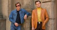 La chilena que actuará junto a Brad Pitt y Leo DiCaprio en la última película de Tarantino