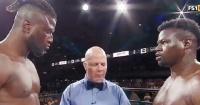 Boxeador nigeriano venció a su contrincante sin dar un solo golpe
